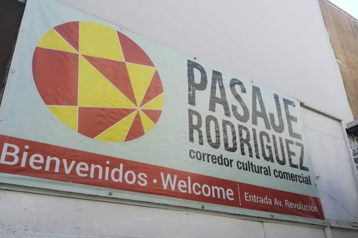 Pasaje Rodríguez - Foto Luis Juárez J.