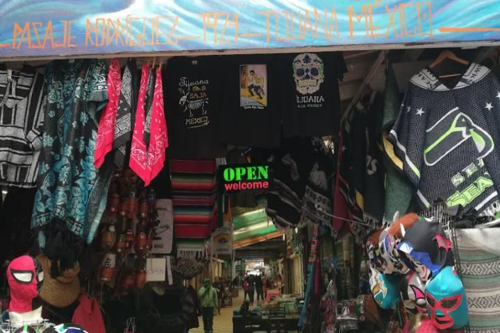 Pasajes culturales de Tijuana - Foto Luis Juárez J.