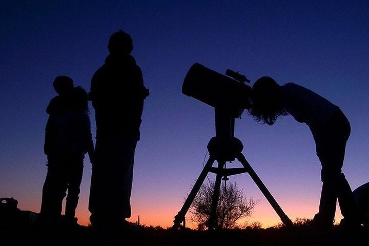 Observación sideral Foto: Stellar Adventures