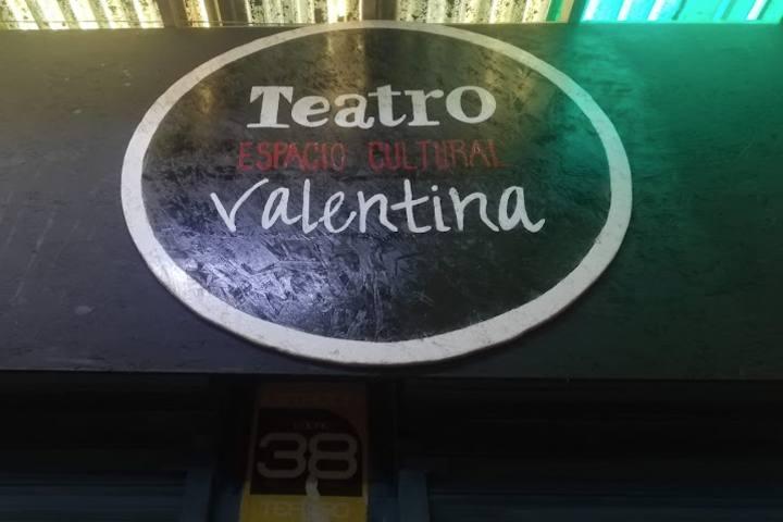 Teatro Valentina – Foto Luis Juárez J.