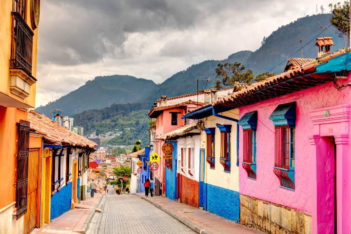 Bogota, Foto: JT STK