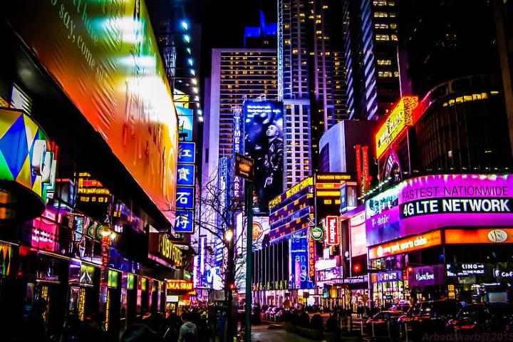 Ven a conocer a tus actores favoritos en Broadway. Foto por Agustín Villa.