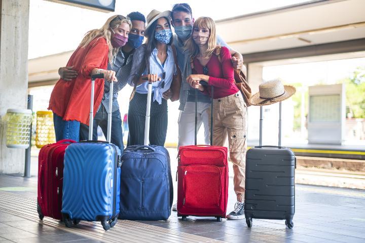 Cosas que no pueden faltar en la maleta de viaje. Foto JT ASTK