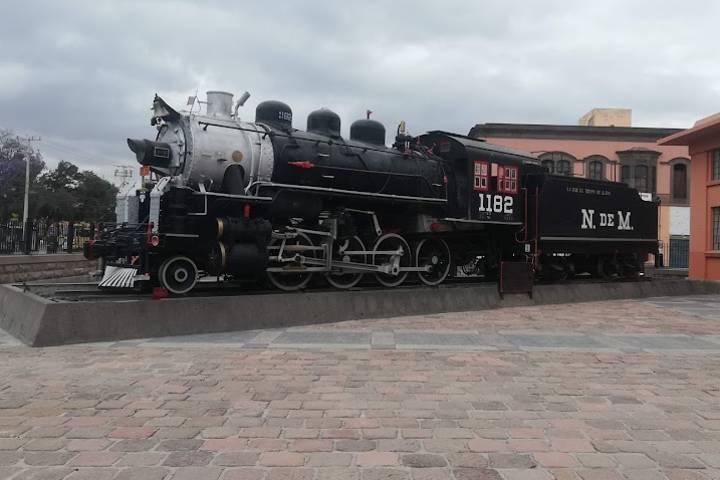 Locomotoras de México – Foto Luis Juárez J.
