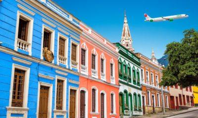 México Bogotá con Viva Aerobus Foto Archivo El Souvenir