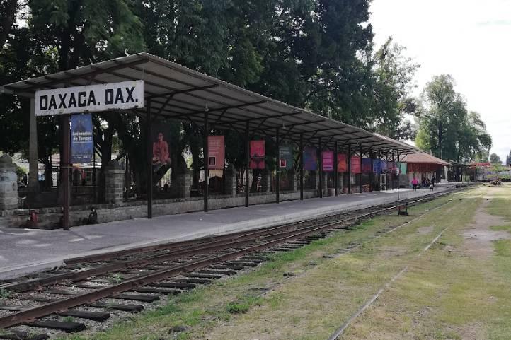 Museos del ferrocarril Oaxaca - Foto Luis Juárez J.