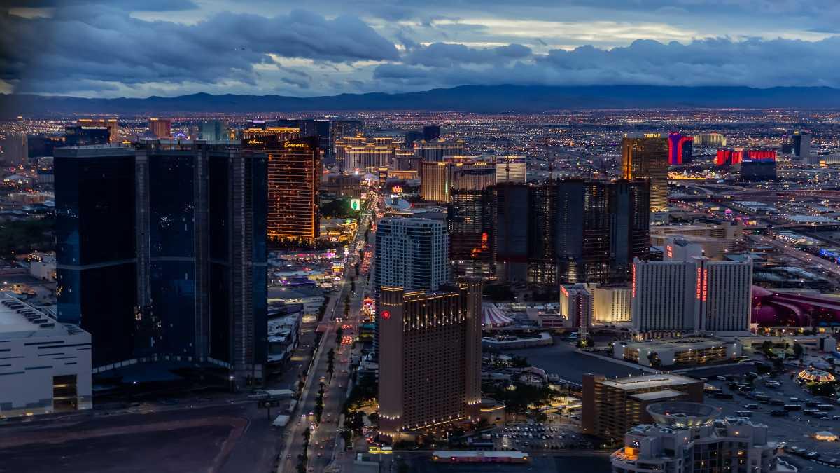 Portada lugares curiosos de Las Vegas