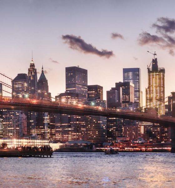 Portada novedades en Nueva York. Julen Landa
