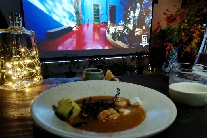 Sopa de Tortilla en CDMX, 10 Experiences. Foto: El Souvenir