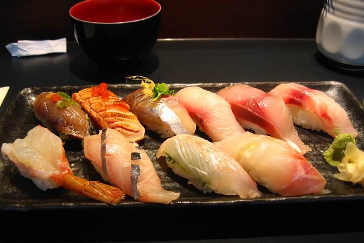 Prueba las recetas de Yoshino. Foto por Eric Fung.