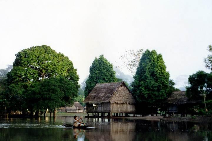 Iquitos, Perú. Foto por Anoldent.