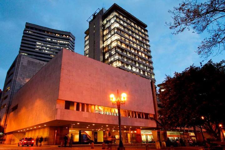Disfruta de las piezas que se exhiben en el museo del oro. Foto por Banco de la República.