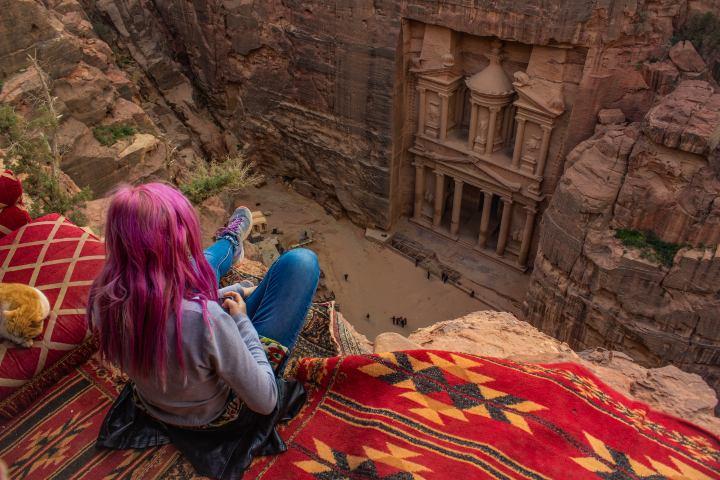 Vista desde las alturas. Foto por JT ASTK.
