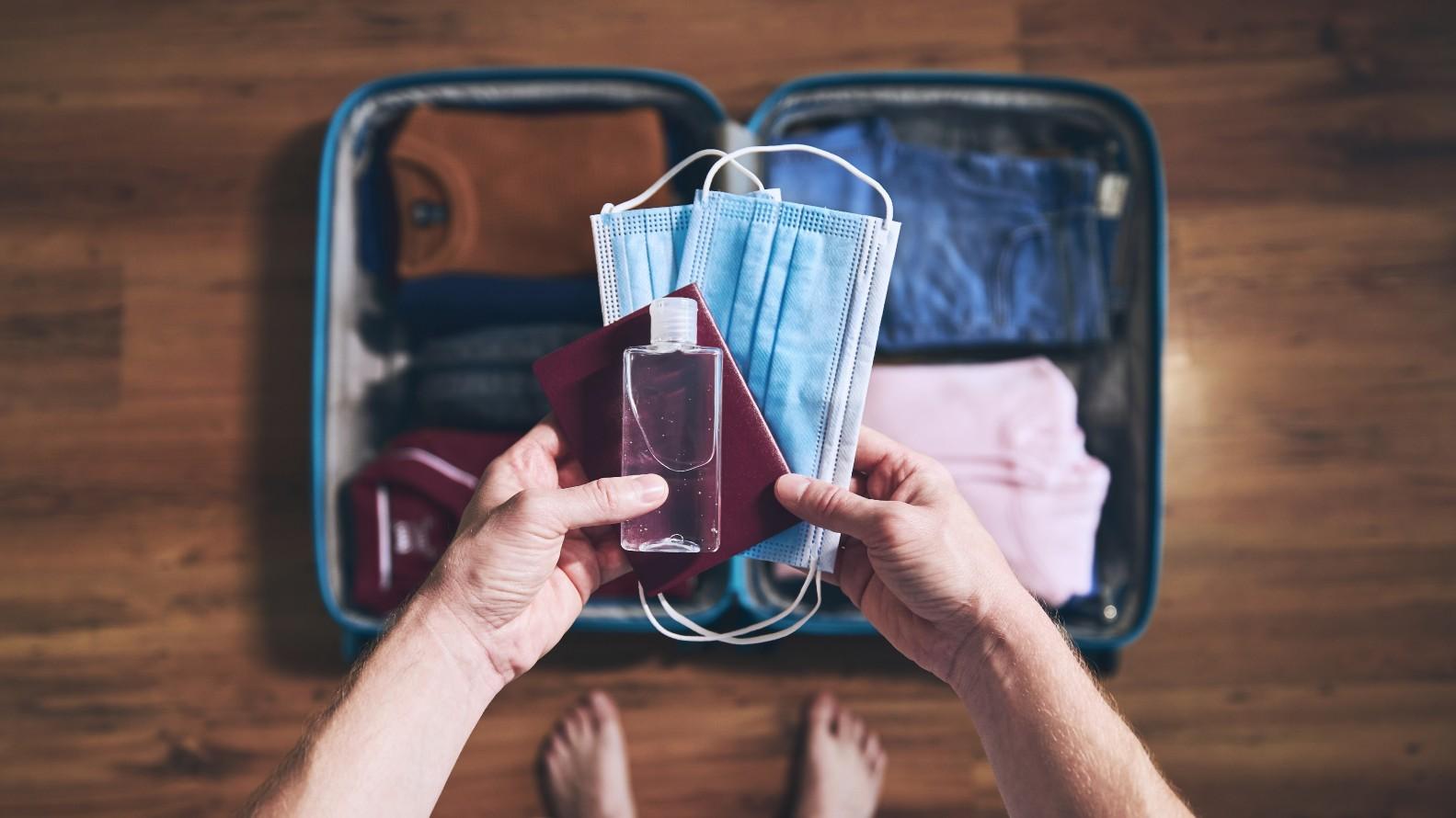Cosas que no pueden faltar en la maleta Foto JT ASTK