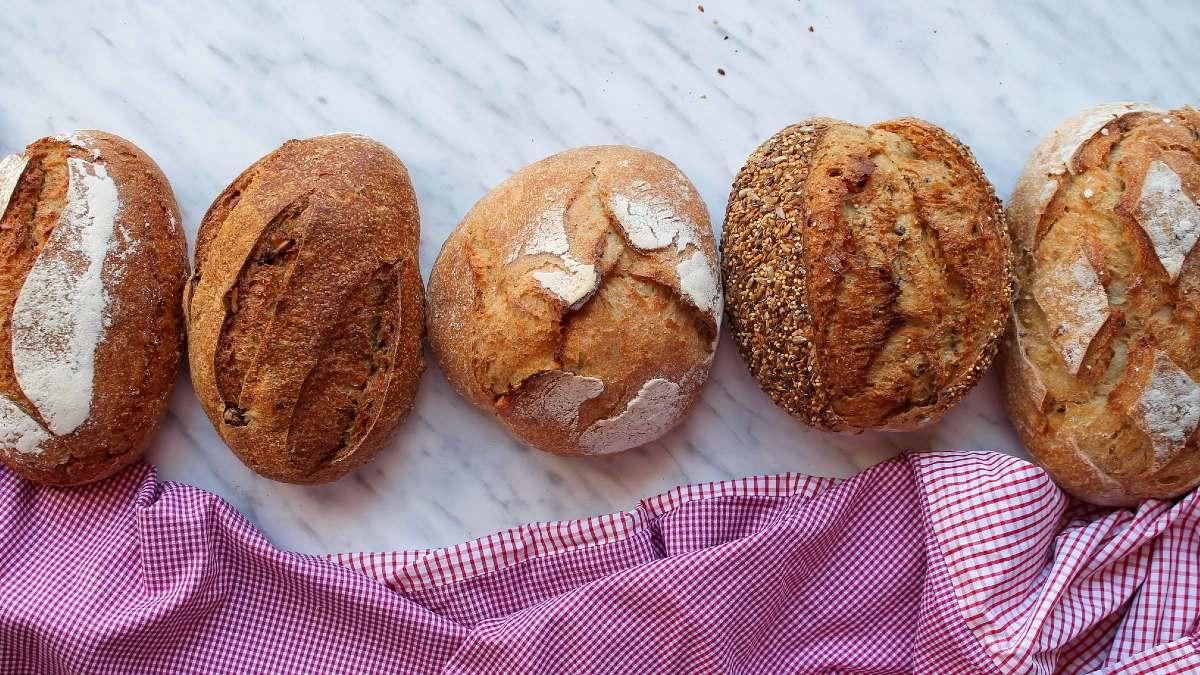 tipos de pan europeo portada