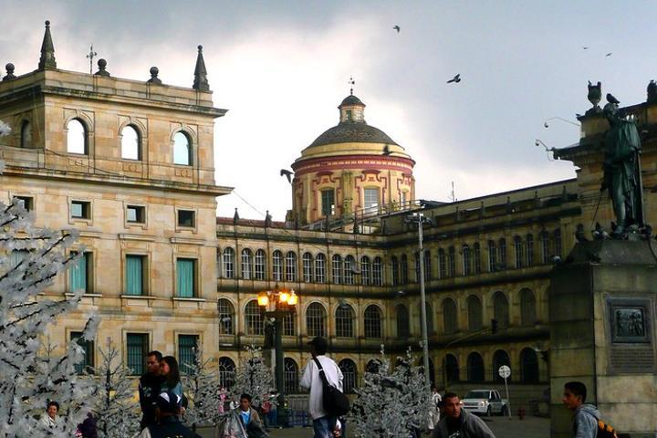 Arquitectura en hoteles de Bogotá. Foto por Eduardo Zárate.