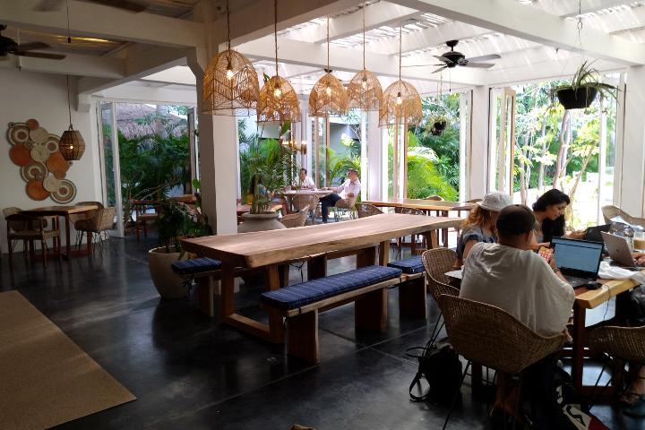 Restaurantes en Kimpton Aluna Tulum. Foto: El Souvenir