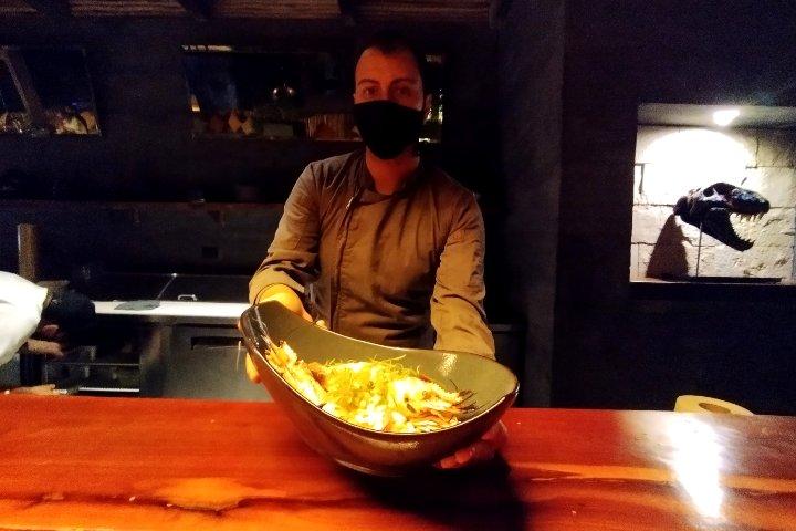 Chef Alejandro Daboub. Bhanu Kimtpon Tulum. Foto: El Souvenir