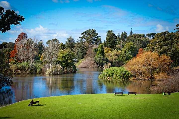 Los royal botanical gardens también son parte del proyecto. Foto por Charlievdb.